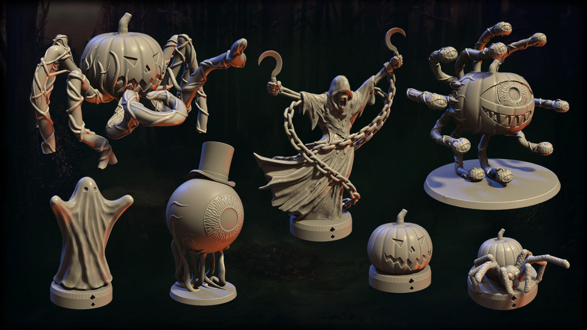 HalloweenModelsBB01